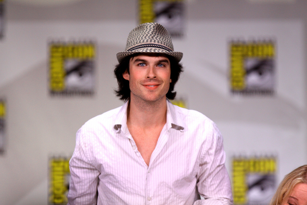 Ian Somerhalder refused to take pictures with his fans