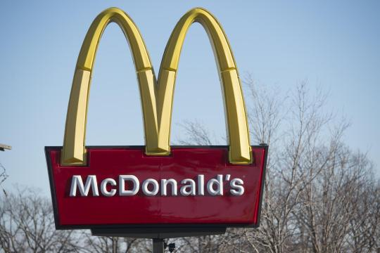 McDonald's now serves kale and spinach