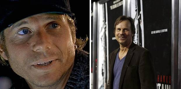 Brock Lovett played by Bill Paxton