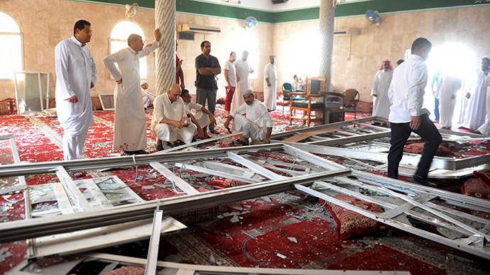 Attack against a Shiite mosque