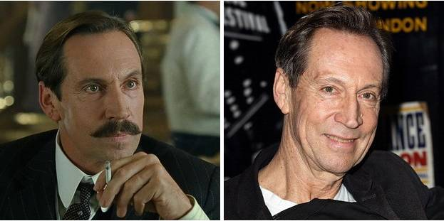 Bruce Ismay played by Jonathan Hyde