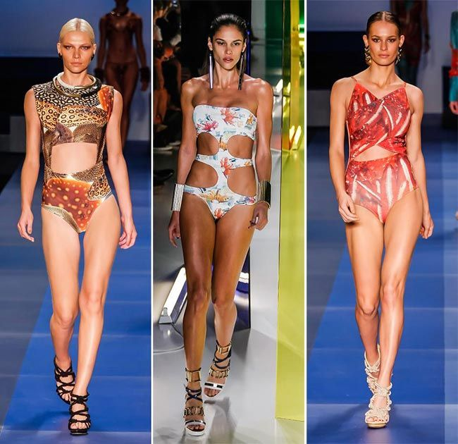Most beautiful swimsuit models of spring -summer 2016
