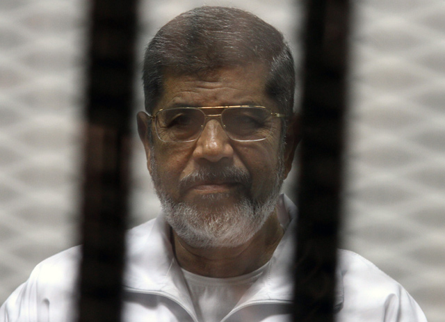 Death penalty to Mohammed Mursi