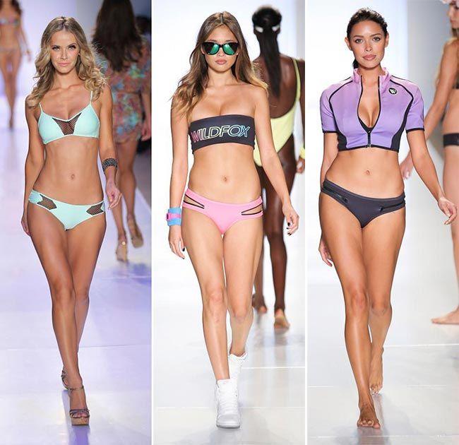 spring summer 2015 swimwear trends sporty swimwear