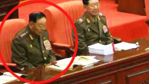 North Korea defense minister executed