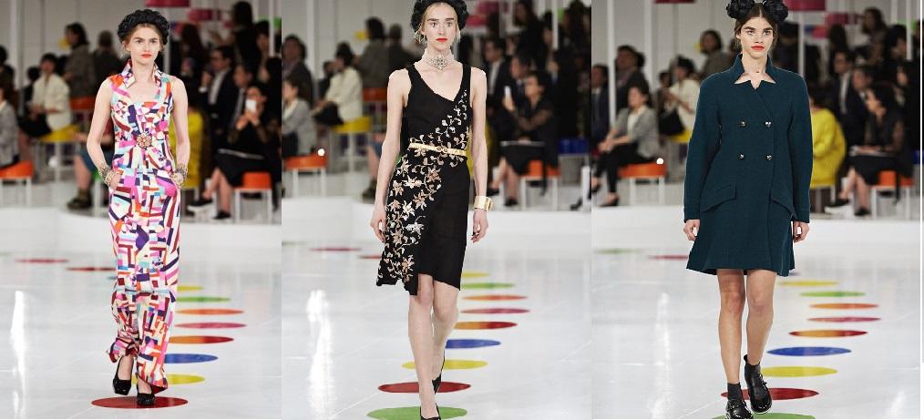Chanel Fashion show in Seoul 2015 – 2016 , South Korea
