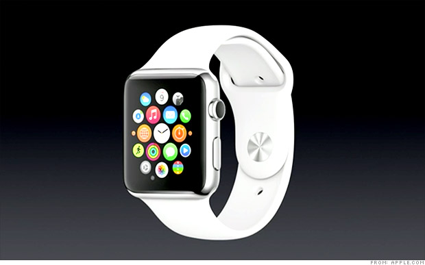 sales of Apple Watch