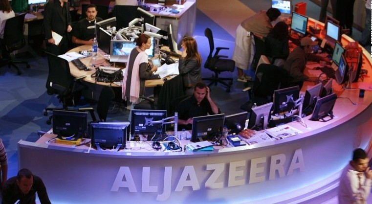 Al-Jazeera journalist is arrested in Berlin