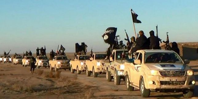 anti Islamic State coalition