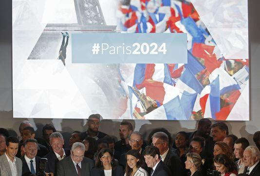 Paris bid to host the 2024 Games