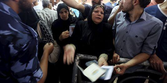 Egyptian authorities reopened access to Gaza