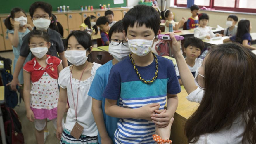 Sixth death from MERS coronavirus in South Korea