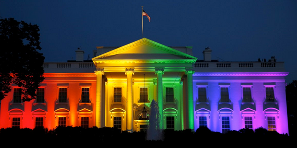 US Supreme Court legalized gay marriage