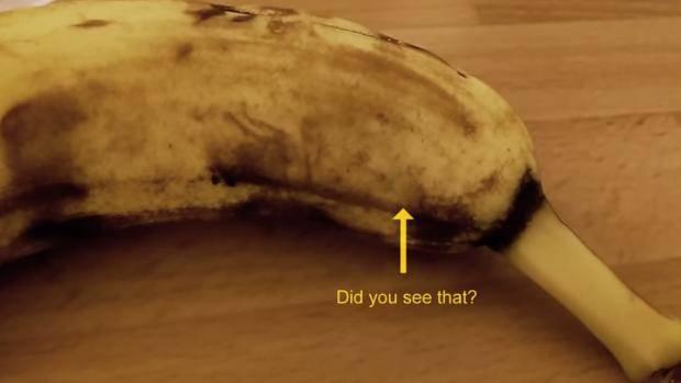Horror banana
