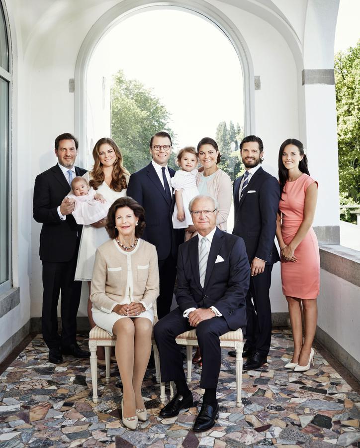 famille royale suedoise