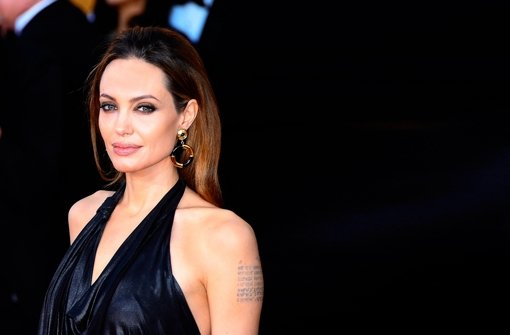 Angelina Jolie is 40