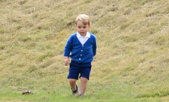 prince george polo photo