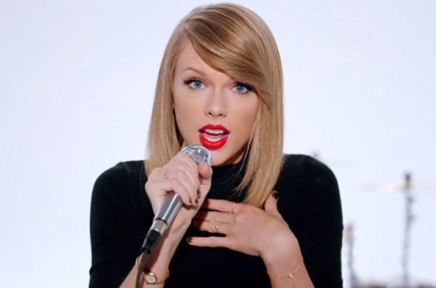Taylor Swift bends Apple on the music streaming