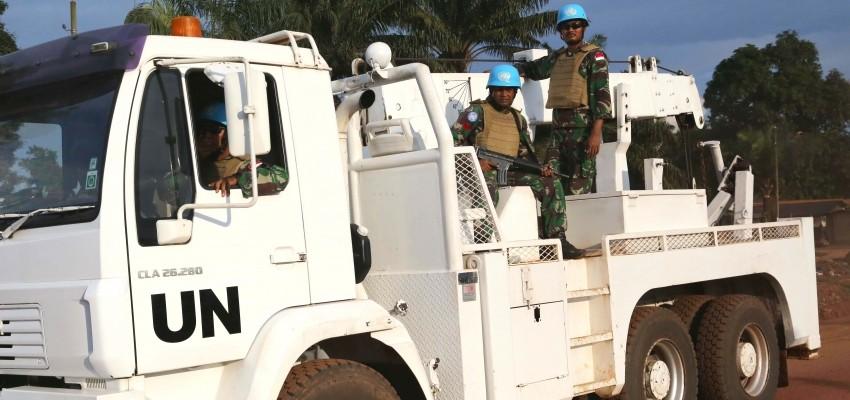 Six UN peacekeepers killed in northern Mali