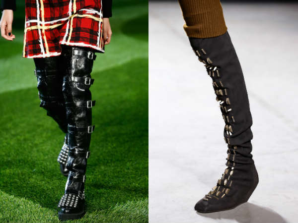 17 Trendy Boots Fall Winter 2015 2016