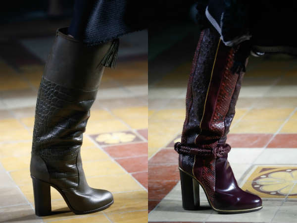 3 Trendy Boots Fall Winter 2015 2016