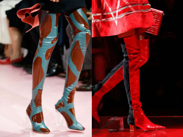 7 Trendy Boots Fall Winter 2015 2016