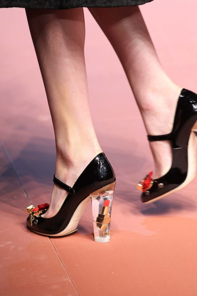 Dolce Gabbana shoes fall 2015 Milan Chiko blog 18