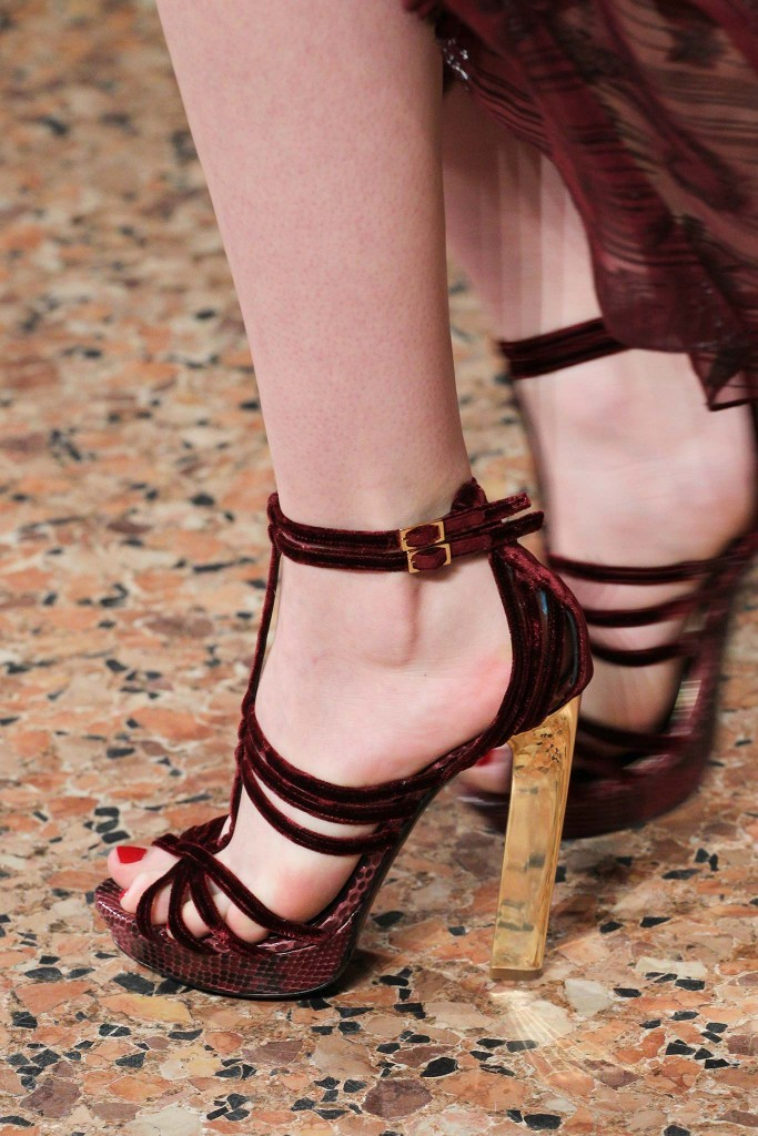 Emilio pucci fall 2015 shoes Chiko blog 5
