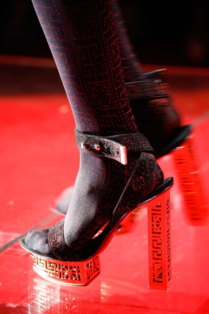 Versace shoes milan fall 2015 chiko blog 4