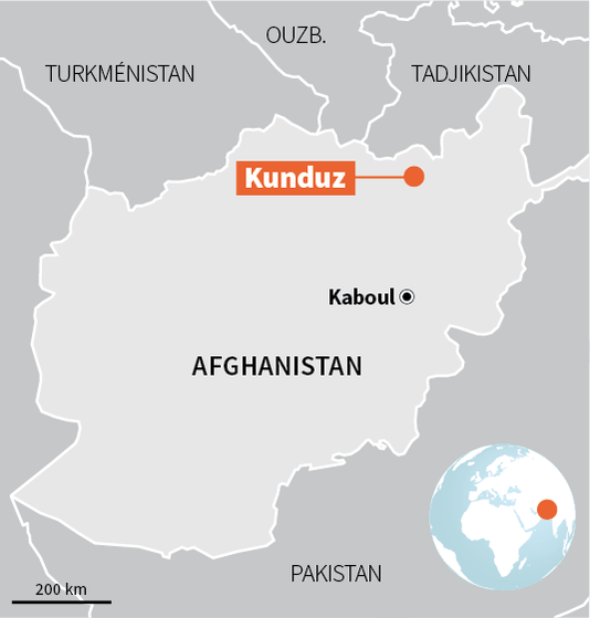 Kunduz – the military stalled before the Taliban