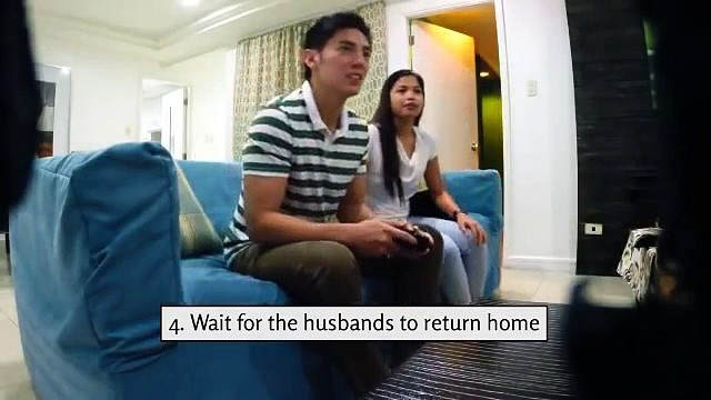 Do husbands notice their wives