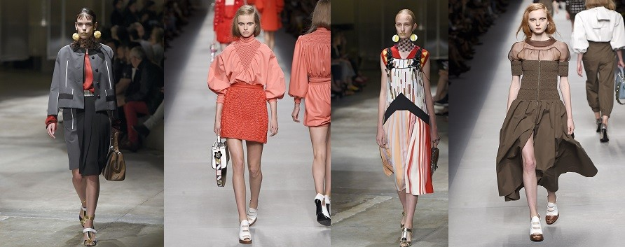 Milan Fashion Week Spring-Summer 2016: Prada & Fendi