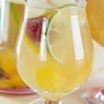 White Sangria - Recipe