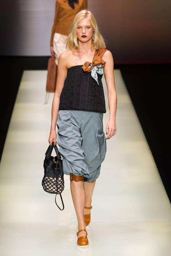 defile emporio armani printemps ete 2016 milan look 27