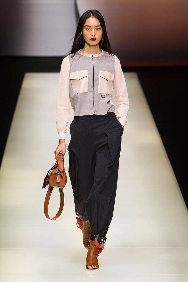 defile emporio armani printemps ete 2016 milan look 29