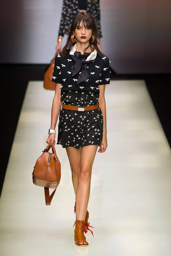 defile emporio armani printemps ete 2016 milan look 30