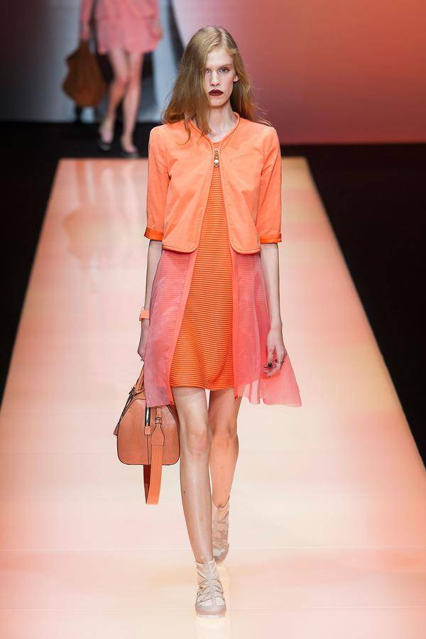 defile emporio armani printemps ete 2016 milan look 50
