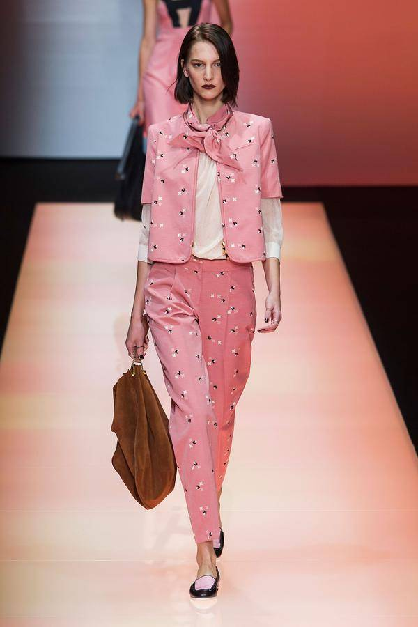 defile emporio armani printemps ete 2016 milan look 53