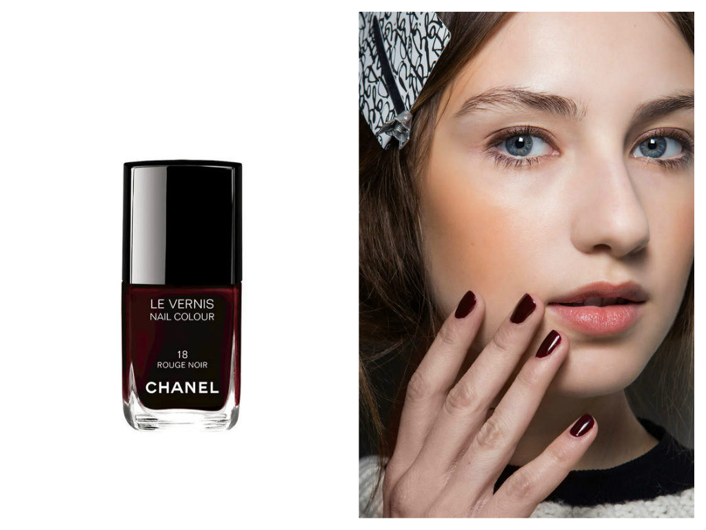 10 autumn nail colors