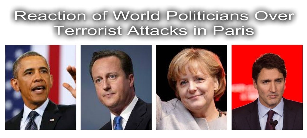 Terrorist Attacks in Paris