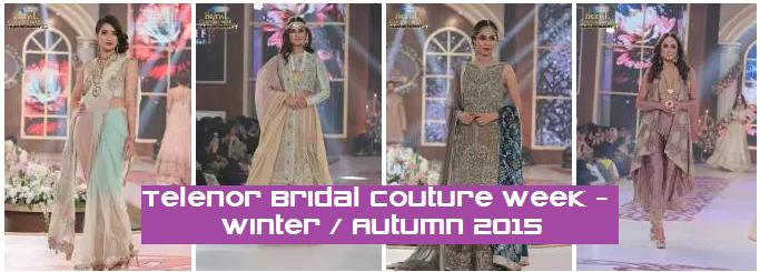 Bridal fashion trends -TBCW presenting Pakistani Dulhan