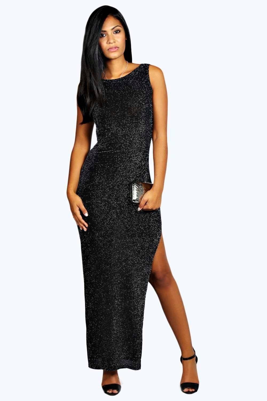 Becki Glitter Maxi Dress