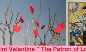 Valentines day history - Saint Valentine