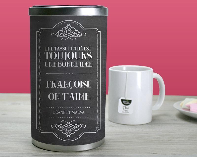Tea Box Good Idea