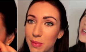 How to darken Eyebrows