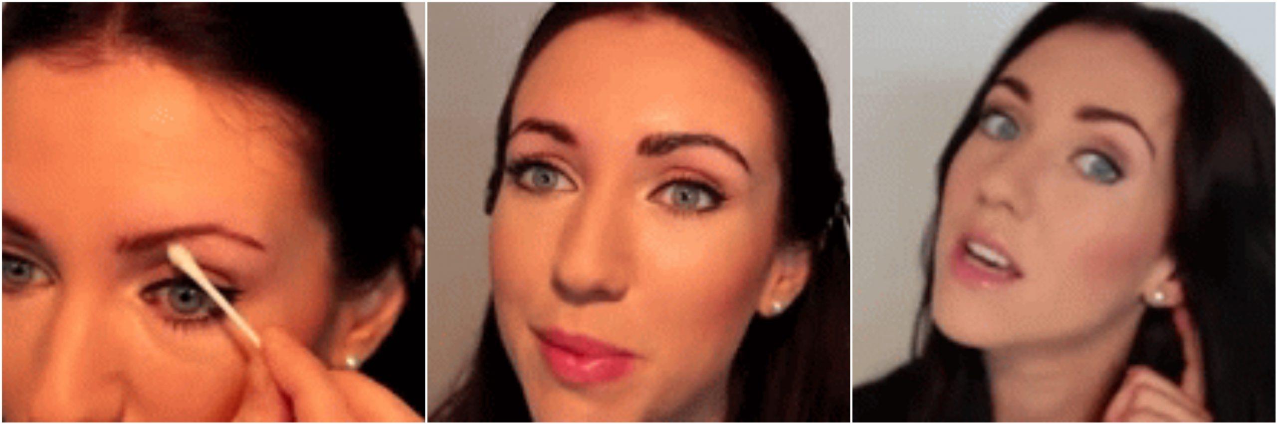 How to darken eyebrows at home ?