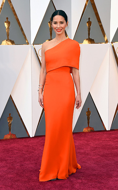 The red carpet - 2016 oscars