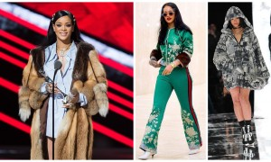 Rihanna Fashion