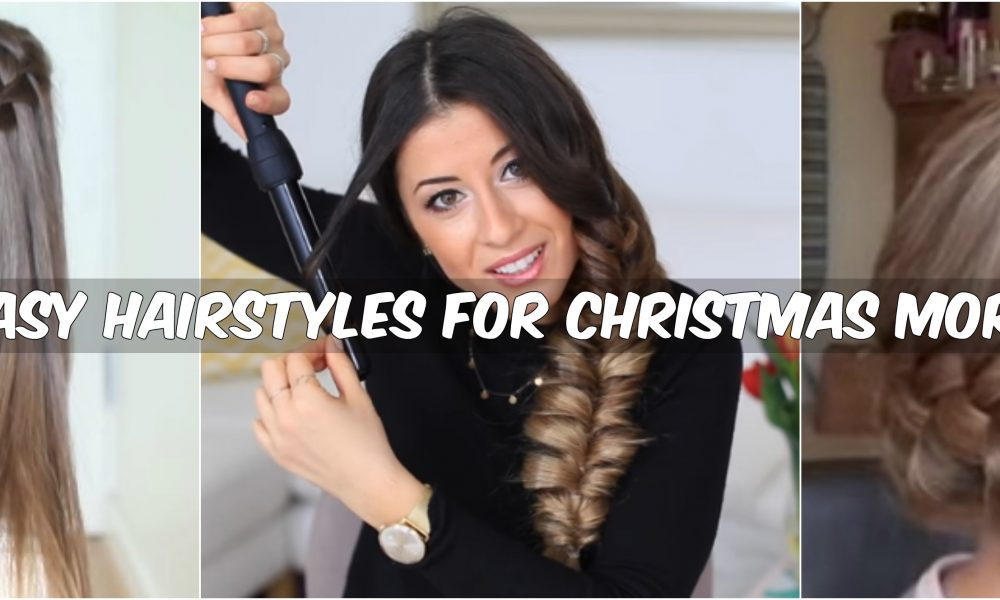 Hairstyles for Christmas