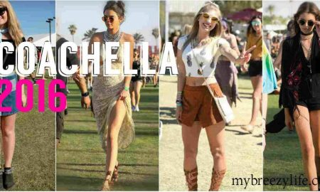 Fashion and Beauty Latest Trends at Coachella